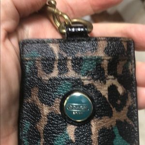 Coach Accessories - Coach Gently used ID lanyard